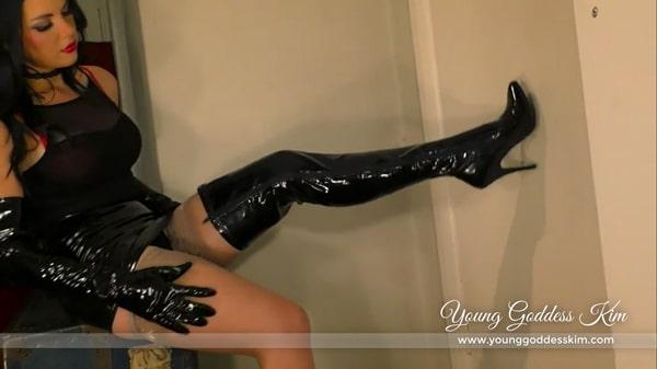 Chastity Closet slave